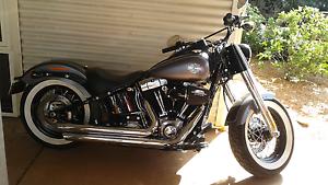 Harley davidson softail slim 2013 South Hedland Port Hedland Area Preview