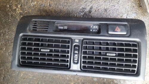 Lexus GS300 1991-1997 *BREAKING* 1 x CENTRE AIR VENTS, CLOCK & HAZARD SWITCH