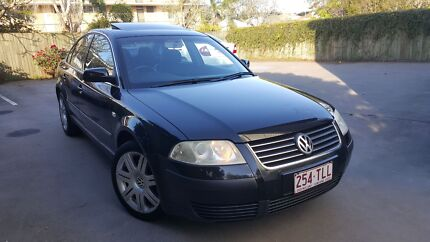 VW Passat SE V5 Luxury Sports 2M Rego RWC Good Cond Toowong Brisbane North West Preview