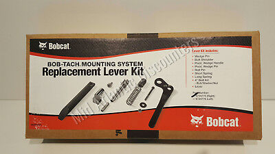 New Genuine Oem Bobcat 6724775 Bob-tach Mounting System Replacemement Lever Kit