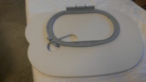 EMBROIDERY HOOP HELPER AND STABILIZING BOARD FOR MOST BERNINA MACHINES (No hoop)