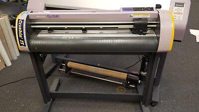 Mimaki Cg-75fx 30 Vinyl Cutter - Used