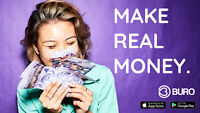 Make up to an extra $500/month just by renting out your things!