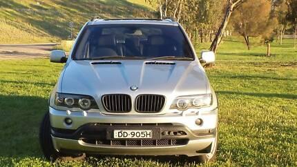 2002 BMW X5 E53