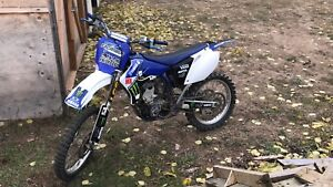 03 YZ250F with ownership