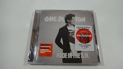 One Direction Sealed Made In The A M Cd Limited Target Exclusive Louis Tomlinson
