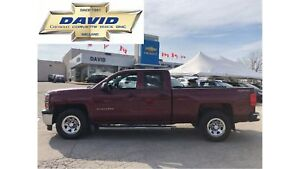 2015 Chevrolet Silverado 1500 1LS DCAB 4WD 6.5FT BOX/ KEYLESS/ A