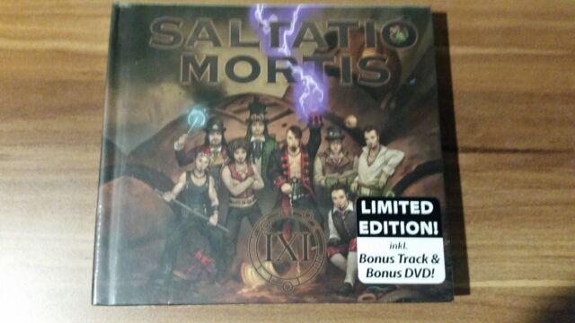 Saltatio Mortis - Das Schwarze IxI (CD+DVD) (2014) (NPR 497) (Neu+OVP)