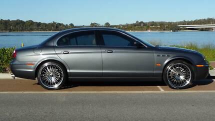2006 Jaguar S-Type Sports Saloon V8 Leeming Melville Area Preview