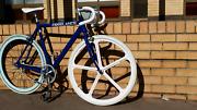 Fixie road bike (5-spoke wheels) Norwood Norwood Area Preview