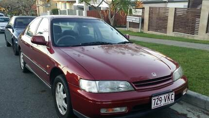 1995 Honda Accord Sedan Balmoral Brisbane South East Preview