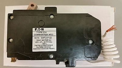 New Eatoncutler Hammer 20a Type Ch Combination Afci Circuit Breaker Chfcaf120