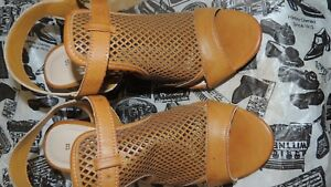 Brand New Brown shoes (sandals) size 37