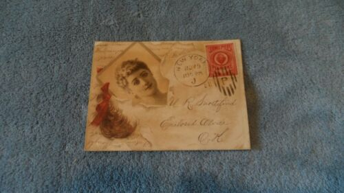 Vintage Victorian Era Trade Card Pyle