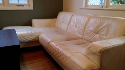 leather lounge for sale Leichhardt Leichhardt Area Preview