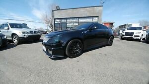 2011 CADILLAC CTS-V V8 6.2L 556 CHEVAUX 551 LB.-FT.
