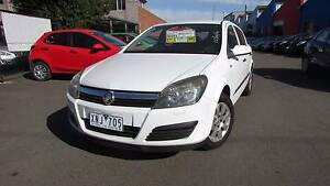 2006 HOLDEN ASTRA CD H/BACK D/AWAY NO MORE TO PAY Tottenham Maribyrnong Area Preview