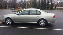 BEST DEAL Ford Falcon XT 2003 with Roadworthy Certificate Dickson North Canberra Preview