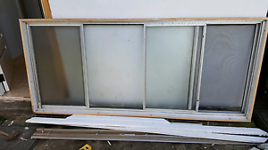 Aluminum frosted window Yagoona Bankstown Area Preview