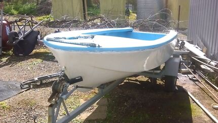 Water ways 3.5 metre boat Kapunda Gawler Area Preview