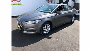 2014 Ford Fusion SE, Automatic, Steering Wheel Controls