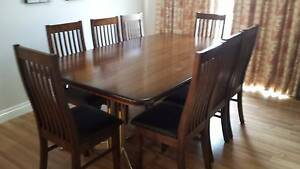 Mahogany Extendable Dinning Table Knoxfield Knox Area Preview