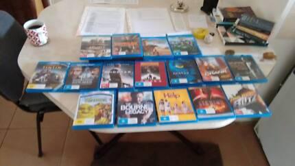 DVDs Blu Ray