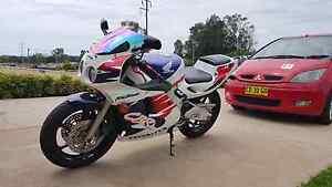 Honda cbr250rr motorbike Greta Cessnock Area Preview