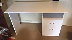 White Student Desk Newport Pittwater Area Preview