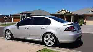 FG XR6 Turbo Nowra Nowra-Bomaderry Preview