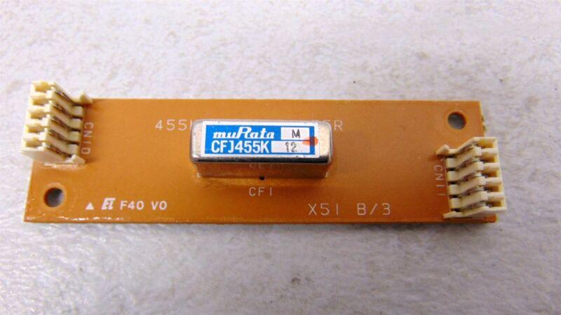 Kenwood YG-455S-1 2400Hz 2.4kHz SSBFilter for TS-950 TS-850 etc.