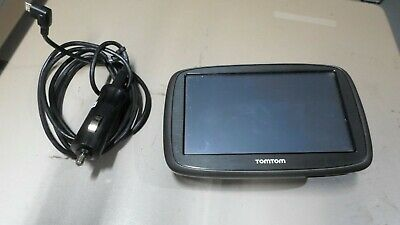 TomTom GO 50 with Charger and Mount Bundle