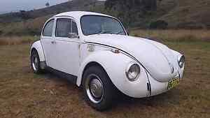 1972 Volkswagen Beetle Candelo Bega Valley Preview