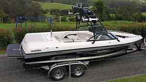 Malibu Wakesetter VLX, 110hrs Gerringong Kiama Area Preview