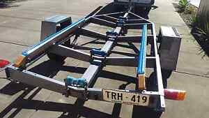 Boat trailer to suit fibreglass/aluminum Hope Valley Tea Tree Gully Area Preview
