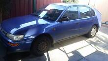 Toyota Corolla 1996 seca conquest Wantirna Knox Area Preview
