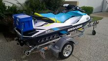 2015 Seadoo GTI 130 Jet Ski with warranty - Complete Package Pelican Waters Caloundra Area Preview