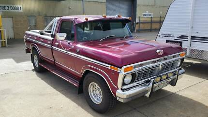 1977 Ford F100 Ute 351