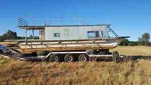 Houseboat project Nangiloc Mildura City Preview