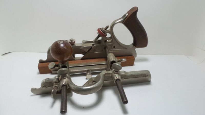Vintage Wards Master Quality Trade Mark 45 Combination Plane by Stanley