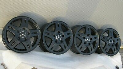 Alufelgen wheels Mercedes-Benz W463 G Klasse 4634011002 7.5J R18 ET63 Ashtaroth