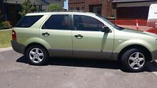 2004 Ford Territory Wagon Gowanbrae Moreland Area Preview