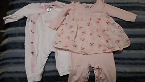 Baby girls size 00 winter pack Everton Hills Brisbane North West Preview