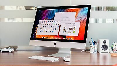 " Apple iMac 27"" 2017 5K Retina 4.1GHz 1TB Fusion 32GB RAM 4GB GC✔ STUDIO APPS "