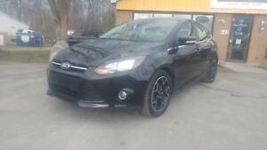 2012 Ford Focus Titanium Leather !CERTIFIED!!FINANCING!WARRANTY!