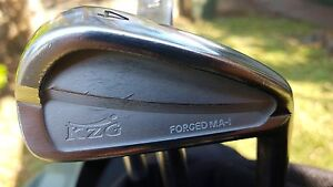 GOLF KZG MA-1 FORGED IRONS Roselands Canterbury Area Preview
