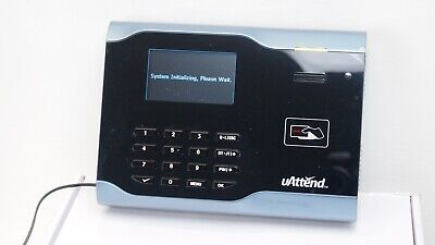 Uattend Cb6600 Employee Management Time Clock