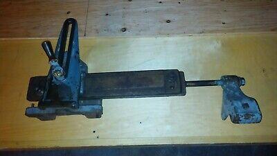 South Bend Lathe Heavy 10 10l Taper Attachment