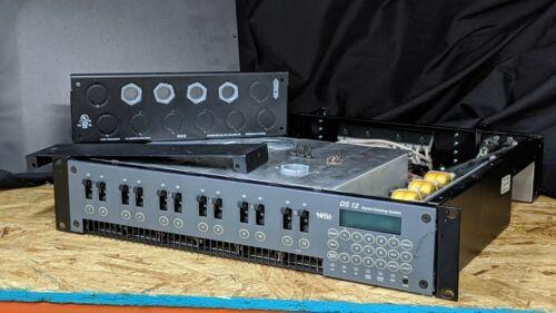 NSI / Leviton Digital Dimmer Pack - 12 Channels, 1200W Per Channel - 14400W Tota