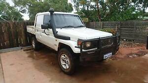 2004 Toyota LandCruiser Ute Broome Broome City Preview